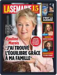 La Semaine (Digital) Subscription March 13th, 2020 Issue