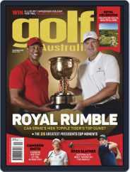 Golf Australia (Digital) Subscription December 1st, 2019 Issue