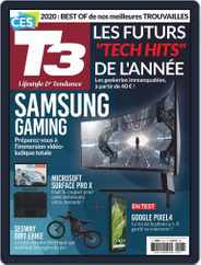T3 Gadget Magazine France (Digital) Subscription February 1st, 2020 Issue