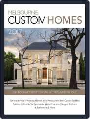 Melbourne Custom Homes Magazine (Digital) Subscription January 10th, 2017 Issue