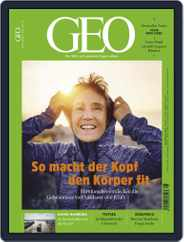 GEO (Digital) Subscription May 1st, 2019 Issue