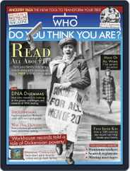 Who Do You Think You Are? (Digital) Subscription May 1st, 2019 Issue