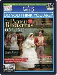 Who Do You Think You Are? (Digital) Subscription July 1st, 2019 Issue