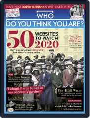 Who Do You Think You Are? (Digital) Subscription January 1st, 2020 Issue