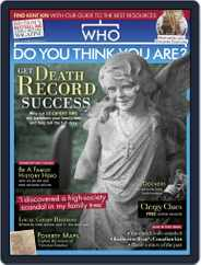Who Do You Think You Are? (Digital) Subscription February 1st, 2020 Issue