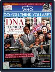 Who Do You Think You Are? (Digital) Subscription May 1st, 2020 Issue