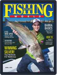 Fishing World (Digital) Subscription April 1st, 2019 Issue