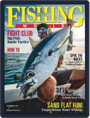 Fishing World (Digital) Subscription November 1st, 2019 Issue