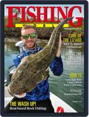 Fishing World (Digital) Subscription February 1st, 2020 Issue