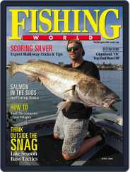 Fishing World (Digital) Subscription April 1st, 2020 Issue