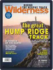 Wilderness New Zealand (Digital) Subscription September 1st, 2019 Issue