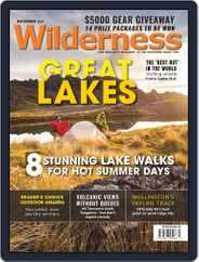 Wilderness New Zealand (Digital) Subscription December 1st, 2019 Issue