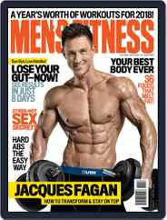 Men's Fitness South Africa (Digital) Subscription January 1st, 2018 Issue