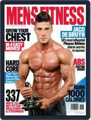 Men's Fitness South Africa (Digital) Subscription July 1st, 2018 Issue