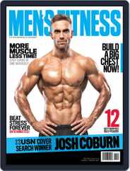 Men's Fitness South Africa (Digital) Subscription January 1st, 2019 Issue