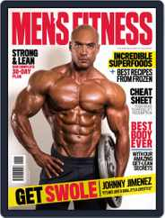 Men's Fitness South Africa (Digital) Subscription February 1st, 2020 Issue