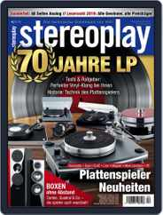 stereoplay (Digital) Subscription April 1st, 2019 Issue