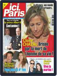 Ici Paris (Digital) Subscription March 25th, 2020 Issue