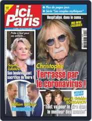 Ici Paris (Digital) Subscription April 1st, 2020 Issue