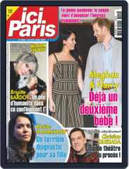 Ici Paris (Digital) Subscription April 15th, 2020 Issue