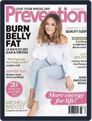 Prevention Magazine Australia (Digital) Subscription December 1st, 2017 Issue
