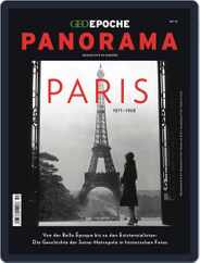 GEO Epoche Panorama (Digital) Subscription October 1st, 2017 Issue