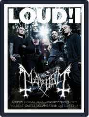 LOUD! (Digital) Subscription November 1st, 2019 Issue