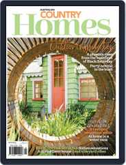Australian Country Homes (Digital) Subscription August 1st, 2018 Issue