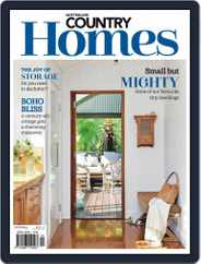Australian Country Homes (Digital) Subscription March 1st, 2020 Issue