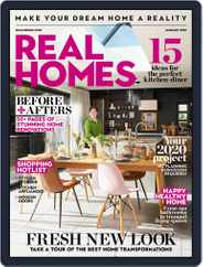 Real Homes (Digital) Subscription January 1st, 2020 Issue