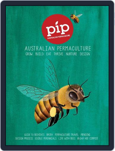 Pip Permaculture August 10th, 2017 Digital Back Issue Cover