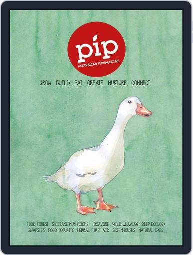 Pip Permaculture September 13th, 2017 Digital Back Issue Cover