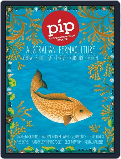 Pip Permaculture October 6th, 2017 Digital Back Issue Cover