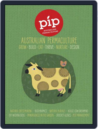 Pip Permaculture June 7th, 2018 Digital Back Issue Cover