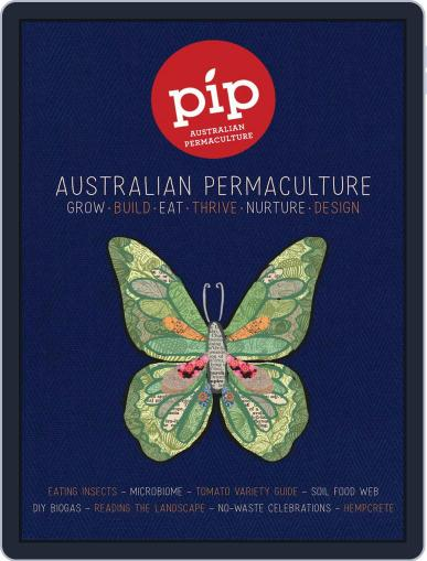 Pip Permaculture October 4th, 2018 Digital Back Issue Cover