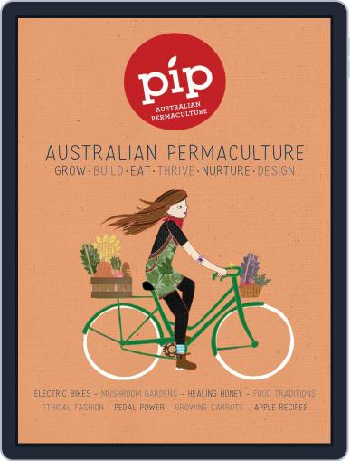 Pip Permaculture February 15th, 2019 Digital Back Issue Cover