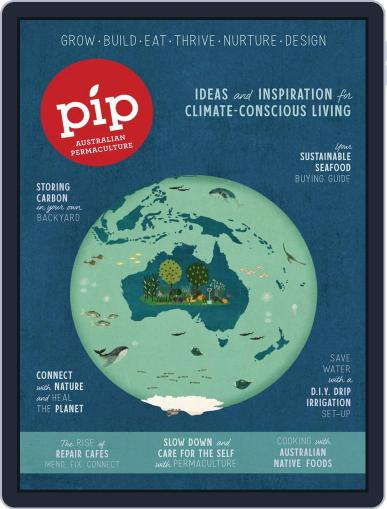 Pip Permaculture March 1st, 2020 Digital Back Issue Cover