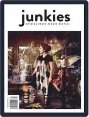Junkies (Digital) Subscription June 1st, 2019 Issue