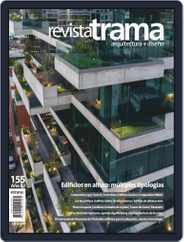 Revista Trama, arquitectura + diseño (Digital) Subscription November 1st, 2019 Issue