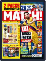 MATCH (Digital) Subscription February 18th, 2020 Issue
