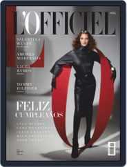 L'Officiel Argentina (Digital) Subscription April 1st, 2019 Issue