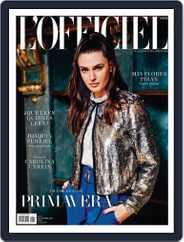 L'Officiel Argentina (Digital) Subscription September 1st, 2019 Issue
