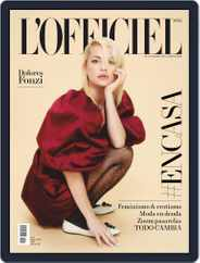 L'Officiel Argentina (Digital) Subscription April 1st, 2020 Issue
