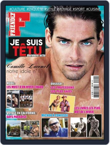 Friendly December 7th, 2015 Digital Back Issue Cover