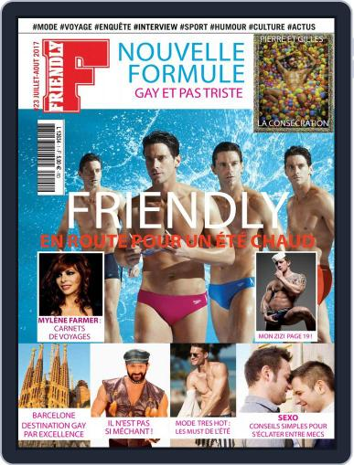 Friendly July 1st, 2017 Digital Back Issue Cover