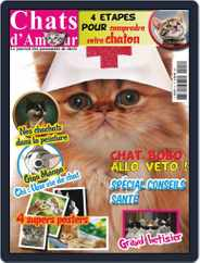 Chats d'Amour (Digital) Subscription May 1st, 2016 Issue