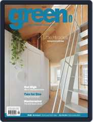 Green (Digital) Subscription September 1st, 2018 Issue
