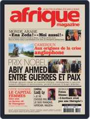Afrique (digital) Subscription November 1st, 2019 Issue