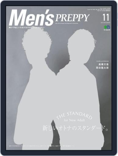 Men's PREPPY October 4th, 2019 Digital Back Issue Cover