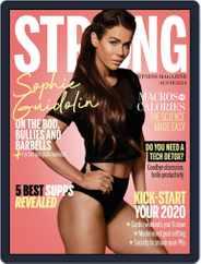 Strong Fitness Magazine Australia (Digital) Subscription December 1st, 2019 Issue